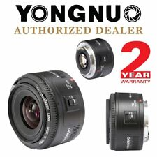 Yongnuo YN35mm F2.0 Auto Focus Large Aperture Wide-Angle Fixed Lens for Canon UK