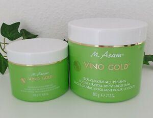***M. Asam - Vino Gold - Körperpeeling Set***