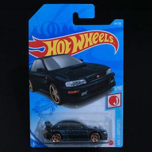 Hot Wheels - '98 Subaru Impreza 22B STi-Version - Brand New
