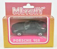Matchbox Metchy Porsche 928 Black with Sunroof Hungary RARE 1:64 MIB