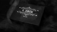 Z Deck (Blue) by ziv - Magic Tricks