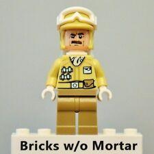 New Genuine LEGO Hoth Rebel Trooper Minifig Star Wars 9509