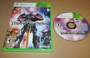 Transformers: Rise of the Dark Spark for Xbox 360 Fast Shipping!