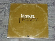 Mansun:  Legacy   CD Single one track promo  EX