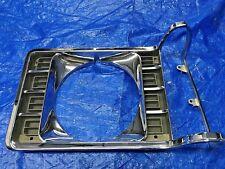 1975 1976 1977 Ford Granada Left Headlight Bezel Head Light Door NEW NOS