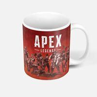 Mug Céramique Apex Legends Characters Battle Royale Jeux Video