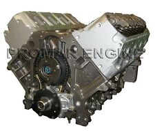 Remanufactured 05-11 Cadillac, Chevrolet, GMC 6.0 Long Block Engine