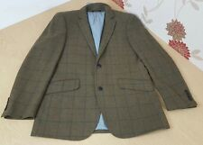 Austin Reed Gent's Jacket 40 R WOOL Country Style Check Jacket