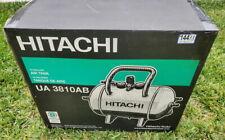 Hitachi UA3810AB Reserve Air Tank, 10 Gallon, 5 Quick Connect Couplers