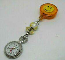 Nurses, Carers, Beauticians Retractable Fob Watch