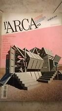 Rivista L'Arca num. 153 novembre 2000 (architettura e design grande formato)