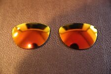 PolarLenz Polarized Fire Red Iridium Replacement Lens for-Oakley Jupiter LX