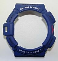 Genuine Casio Watch Bezel Case for G-9300NV-2 G-9300 G-Shock 10465835 Blue New