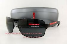 Brand New Prada Sport Linea Rossa Sunglasses PS 54I 54IS 1BO/1A1 BLACK for Men