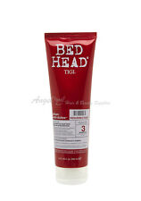 TIGI BED HEAD URBAN ANTIDOTES RESURRECTION SHAMPOO 250ml *new* DAMAGE LEVEL 3