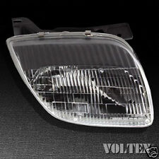 1998-2002 Pontiac Sunfire Headlight Lamp Clear lens Halogen Passenger Right Side