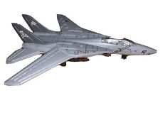Maisto Die-Cast F-14 Fighter Jet Navy Military Bomber Toy Model Aircraft 11824