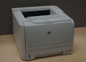 HP Laserjet P2035n Network Laser Printer CE462A P2035-n LOW pages Complete!