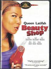 Queen Latifah Beauty Shop DVD Widescreen & Full Screen Versions Rate PG-13
