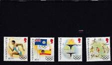 MONTSERRAT 1992 OLYMPIC GAMES,BARCELONA SET SG.876-879 MNH