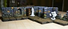 Dungeon - Wall - Wand - 3D gedruckt - Gelände - Terrain - Fat Dragon Games 28mm