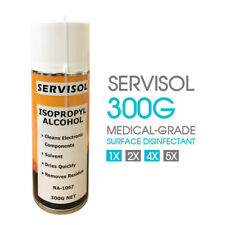 1/2/4/5X Isopropyl Aerosol Can 300g Medical-grade surface disinfectant