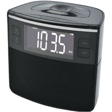 Sylvania Scr1986Bt-As Bluetooth Clock Radio with Auto-Set Dual Alarm