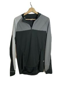 Haibike cycling Jersey Zip Up Size large