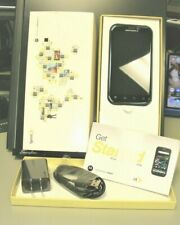 Motorola PHOTON 4G (Sprint) Black Smartphone Box with Manuals & Accessories