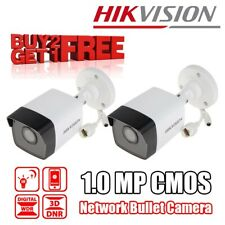 DS-2CD1001-I (6mm) Hikvison 1.0 MP CMOS Network Bullet Camera