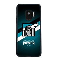 Port Adelaide Power AFL Samsung Galaxy/Note Mobile Phone Case