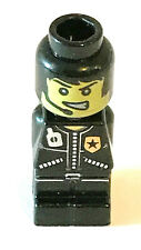 Lego Micro figure - Policeman pack of 2 from set 3865
