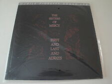 The Sœurs of Mercy: Première and Last And Always Vinyle LP