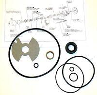 ☛MOPAR- Power Steering Pump Kit Federal Plymouth Dodge Chrys '67-74 340 440 Hemi