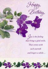 Happy Birthday - General Birthday Greeting Card - 01265-1