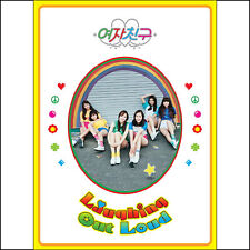 GFRIEND GIRLFRIEND - LOL (Laughing Out Loud) Photobook New Sealed CD KPOP