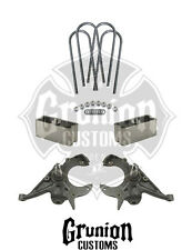 GMC S15 Sonoma 1982 - 2004 2/2 Lowering Kit Blocks Spindles Belltech