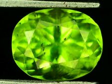 Natural Untreated Peridot Gemstone