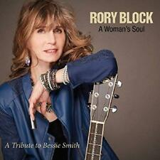 Rory Block - A Woman's Soul (Tribute To Bessie Smith) (NEW CD)