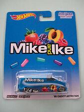 Hot Wheels Just Born MIKE AND IKE '85 CHEVY ASTRO VAN RRidersMetal/Metal NIP2013