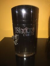 PACO RABANNE BLACK XS L'EXCES EDT INTENSE FOR MEN SPRAY RARE HARD TO FIND