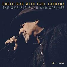 Paul Carrack - Christmas With Paul Carrack, The SWR Big Band And String (NEW CD)