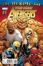 New Avengers #1 (Vol 2)