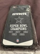 Dallas Cowboys Super Bowl Champs iPhone 7 Phone Case NFL Rare One Of A Kind Case