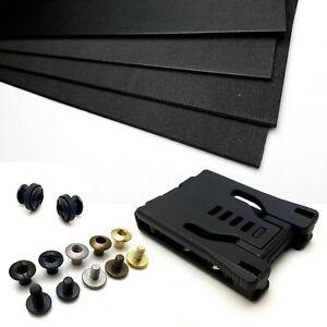 kydex kit. knife sheath holster making kit. everything you need.