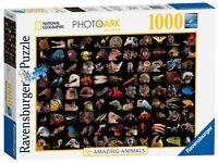 15983 Ravensburger National Geographic - Amazing Animals Jigsaw Puzzle 1000pcs