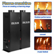 2x Flammenwerfer DMX  200W Flammenprojektor Aerosol Flame-Jet Feuereffekt Samger