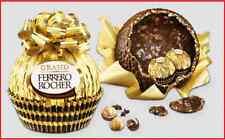 NEW GRAND FERRERO ROCHER GIFT PARTY BIRTHDAY SURPRISE CHOCOLATE MOTHERS 125g UK