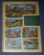 The Illustrated Encyclopedia of Animal Life: Vol 1 Mammals (Hc) 1961 Poor Cond
