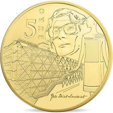 EUR, France, Monnaie de Paris, 5 Euro, Europa, 2016, FDC, Or #96310